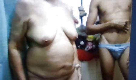 தடித்த பொன்னிற நேசிக்கிறார் தனது ஓட்டைகள் அடைத்த மூலம் இரு இரு-si இந்திய ஆபாச பழைய